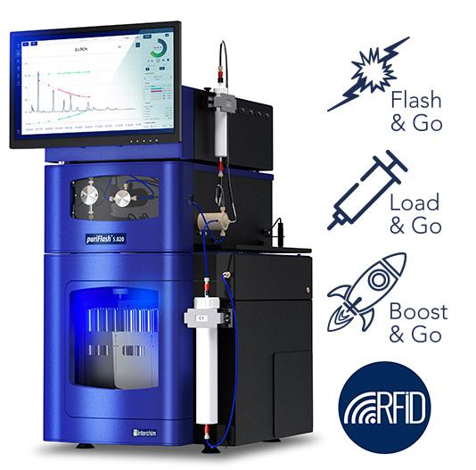Ultra Performance Flash Purification puriFlash 5.020