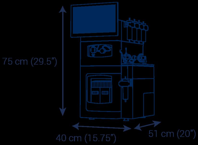 Ultra Performance Flash Purification: puriFlash® 5.020-5X
